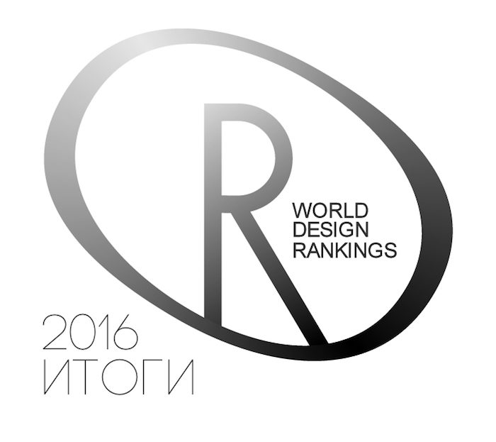 Рейтинг стран по количеству наград «A' Design» (World Design Rankings 2016)