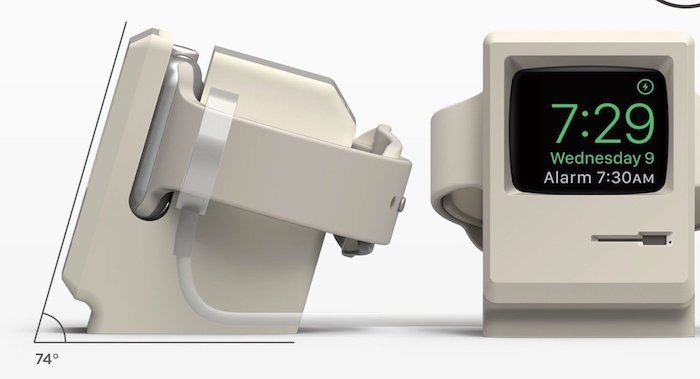 W3 Stand превратит Apple Watch в мини-Macintosh