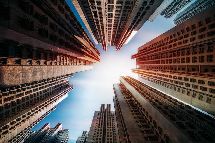 """Абстрактная архитектура"" от фотографа Питера Стюарта (Peter Stewart)"