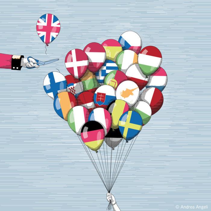 Выход Великобритании из ЕС: реакция дизайнеров