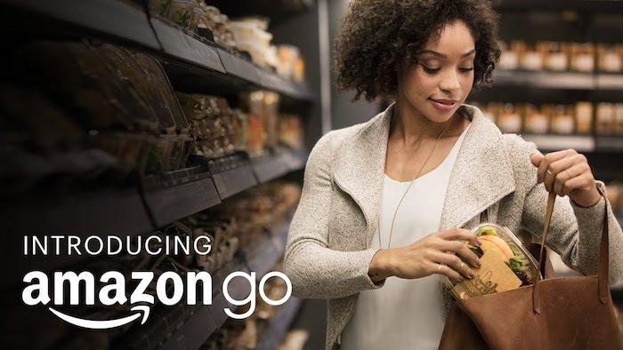 Amazon Go: магазин без касс и очередей