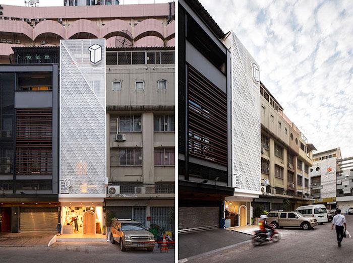 Bed One Block: стильный хостел в Бангкоке