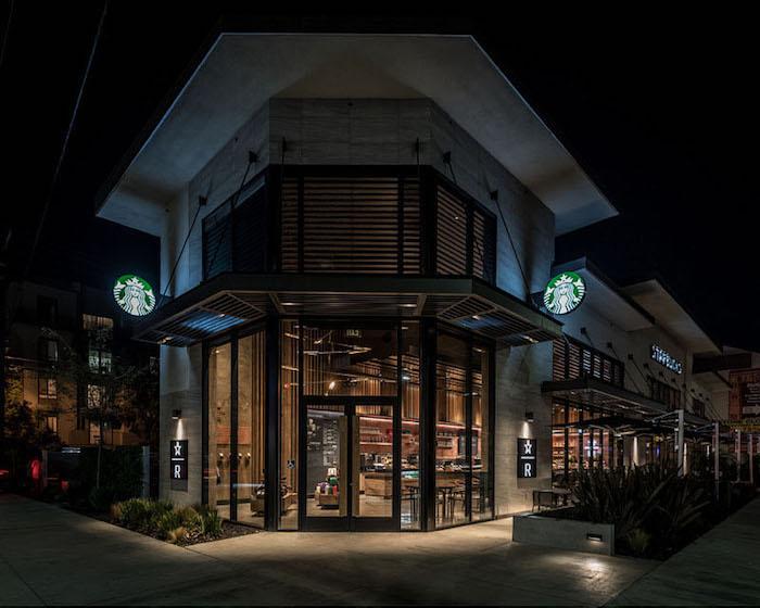 10 самых необычных кофеен Starbucks