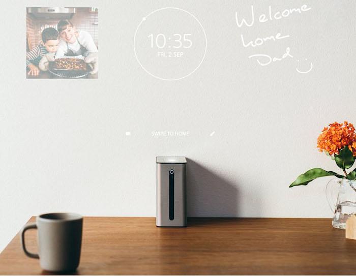 Xperia Touch: интерактивный проектор от Sony
