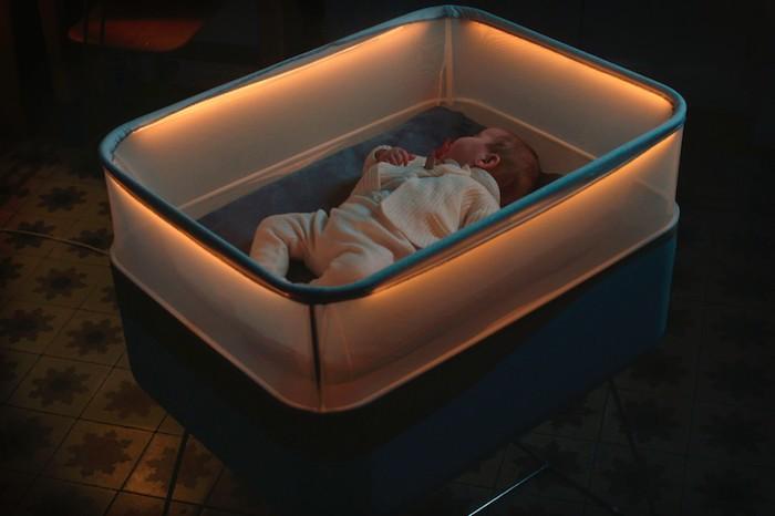 Max Motor Dreams: детская кроватка от Ford