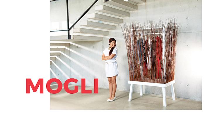 Необычный шкаф MOGLI от дизайнера Paul Ketz