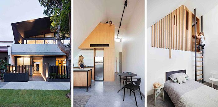 Многоквартирный дом от MUSK Studio