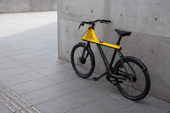 VanMoof представила новый велосипед Electrified X