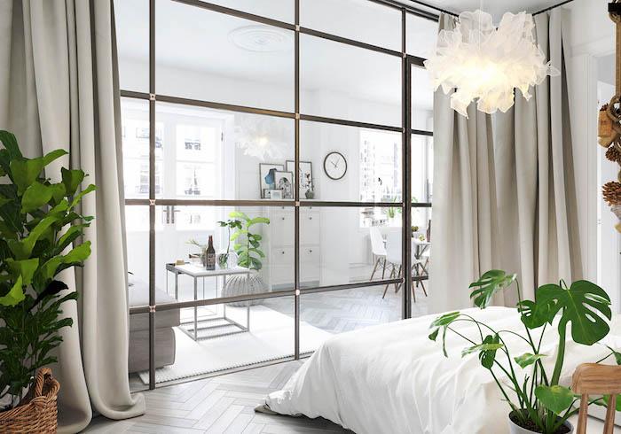 Дизайн квартиры-студии в скандинавском стиле