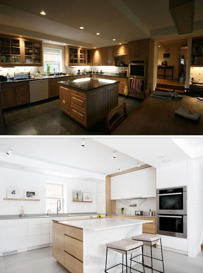 До и После: Catlin Stothers обновляет интерьер