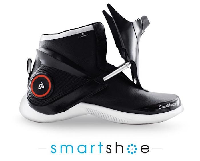 """Digitsole Smartshoe: невероятно """"умные"""" кроссовки"""