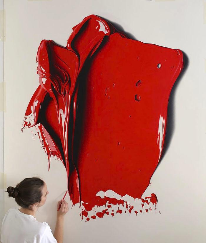Удивительные работы художницы Cj Hendry
