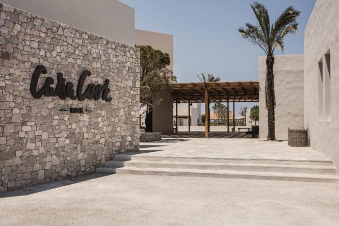 """Casa Cook: стильный отель класса """"люкс"""" в Греции"""