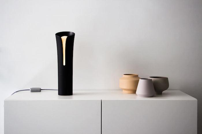 Gantri: минималистичные настольные лампы, напечатанные на 3D-принтере