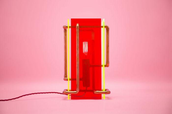 Настольные лампы от Zapalgo: промышленный стиль