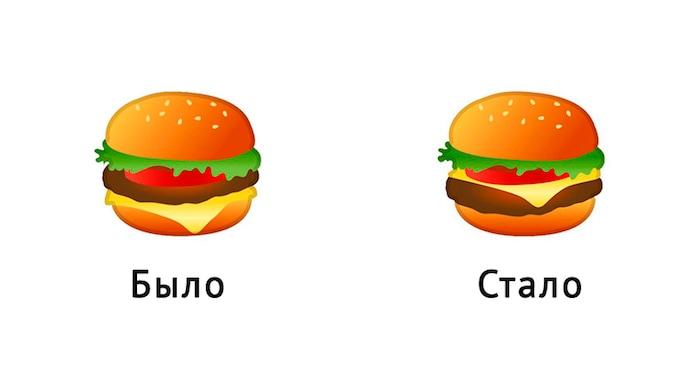 "Ген. директор Google исправит эмодзи ""бургер"" в Android 8.1"