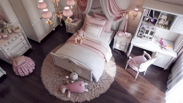Роскошная детская комната: 5 стильных интерьеров