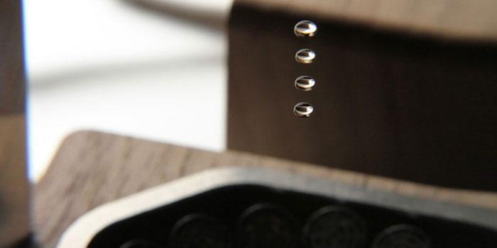 LeviZen заставит воду левитировать (проект с Kickstarter)