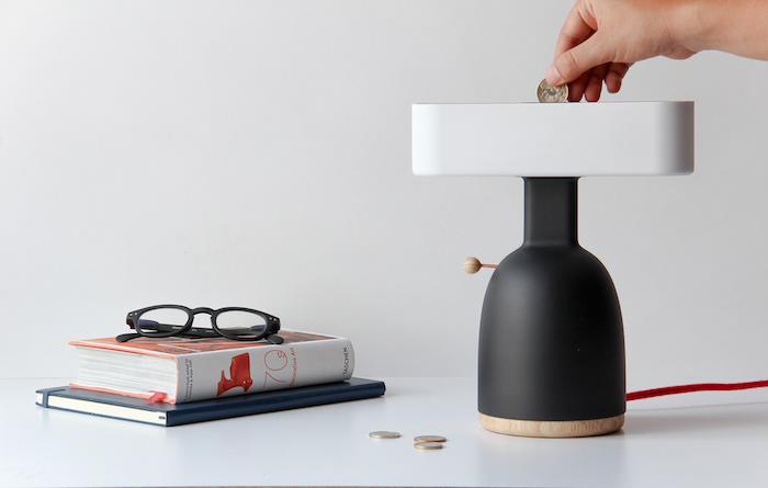 Dina: лампа, которая заставит осознать ценность света