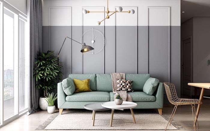 Интерьер маленькой квартиры в пастельных тонах: 4 стильных примера